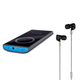 Audiolab M-Ear 2D In-Ear Monitor Kit with McIntosh MHA50 Portable DAC Amplifier