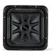 Kicker 44L7S102 10 L7S 600-Watt Dual 2-Ohm Voice Coil Subwoofer