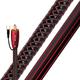 AudioQuest Irish Red Subwoofer Cable - 20 meters