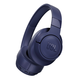 JBL Tune 750 On-Ear Wireless Headphones with Noise-Cancelling (Blue)