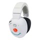 Lucid Audio HearMuff Active Infant Ear Protection with Soothing Sounds (White)