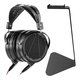Audeze LCD-X Reference-Level Planar Magnetic Over-Ear Headphones with Kanto H1 Stand (Black)