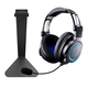 AudioTechnica ATH-G1WL Wireless Gaming Headset with Kanto H1 Stand (Black)