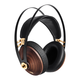 Meze Audio 99 Classic Over-Ear Headphone (Walnut/Gold)