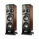 Polk Audio Legend L800 SDA Floorstanding Speaker - Pair (Brown)