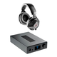 Focal Utopia Over-Ear Headphones with Arche DAC and Headphone Amp