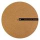 World Wide Stereo 12 Cork Turntable Slipmat - 2019 Edition