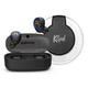 Klipsch S1 True Wireless Earbuds with Charging Pad