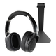 Audeze LCD-1 Over-Ear Planar Magnetic Headphones with Kanto H1 Headphone Stand (Black)