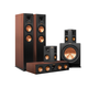 Klipsch 5.1 RP-250 Reference Premiere Speaker Package with R-112SW Subwoofer (Cherry)