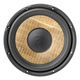 Focal Sub P25FSE 10 Expert Flax Shallow-Mount 4-Ohm Subwoofer