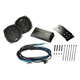 Kicker 46HDR982 5-1/4 Coaxial Speakers and 2-Channel Amplifier for Select 1998-2013 Harley-Davidson Motorcycles