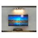 Elite Screens AR103H-CLR2 103 Edge Free Fixed Frame Screen for Short Throw Projectors