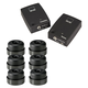 SVS SoundPath Wireless Audio Adapter Bundle with Subwoofer Isolation System (6-Pack)