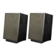 Klipsch Heresy IV Floorstanding Speakers - Pair (Black Ash)