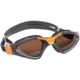 Aqua Sphere Kayenne Goggles Polarized Lens, Gray/Orange