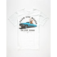 KEY STREET Woods To The Hood Mens T-Shirt