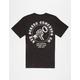 KEY STREET Skeleton Key Mens T-Shirt