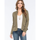 OTHERS FOLLOW French Terry Womens Jacket