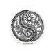 BILLABONG Yin Yang Sticker
