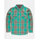 IMPERIAL MOTION Teflon Mens Flannel Shirt