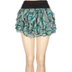 FULL TILT Zig Zag Womens Flutter Skirt