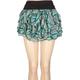 FULL TILT Zig Zag Womens Flutter Skirt