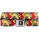 BUCKLE-DOWN Mustang Taco Mustache Buckle Belt