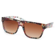 FULL TILT Crystal Floral Sunglasses
