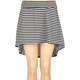 FULL TILT Stripe Hi Low Skirt
