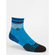 STANCE The OG Mens Fusion Athletic Quarter Socks