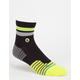 STANCE Relic Mens Fusion Athletic Quarter Socks