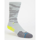STANCE Drill Sergent Mens Fusion Athletic Crew Socks