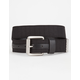 BENRUS Black Tweed Belt