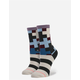 STANCE Harocross Blue Girls Athletic Crew Socks