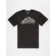 BURTON Ink Mountain Mens T-Shirt