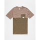 ALTAMONT Ange Mens Pocket Tee