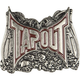 TAPOUT Skulls Belt Buckle