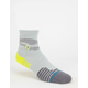 STANCE Drill Sergeant Mens Fusion Athletic Quarter Socks