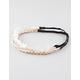 FULL TILT 3 Piece Lurex Braid/Crochet/Chiffon Headbands