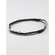FULL TILT 3 Piece Shotbead Braid/Chain Headbands