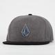 VOLCOM El Stone Mens Snapback Hat