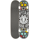 ELEMENT Nyjah Rise Up Full Complete Skateboard
