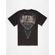 METAL MULISHA Realtree Six Point Mens T-Shirt