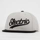 ELECTRIC TS Script Mens Snapback Hat