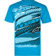 ALPINESTARS Stripped Mens T-Shirt