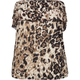 FULL TILT Animal Print Womens Tube Top