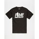HALL OF FAME Batter Up Mens Shirt
