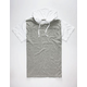 EZEKIEL Perry Mens Hooded Henley
