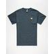 METAL MULISHA Bullseye Mens T-Shirt